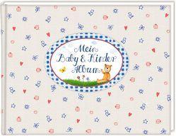 Eintragalbum – Mein Baby- & Kinderalbum von Mußenbrock,  Anne