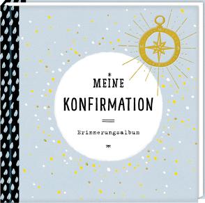 Eintragalbum – Meine Konfirmation (klein) von Sander,  Gesa