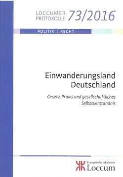 Einwanderungsland Deutschland von Neugebauer,  Vivien