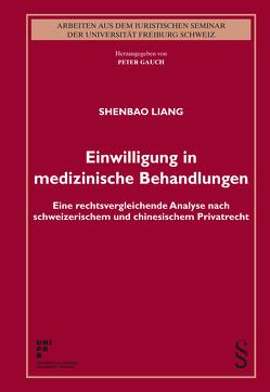 Einwilligung in medizinische Behandlungen von Liang,  Shenbao