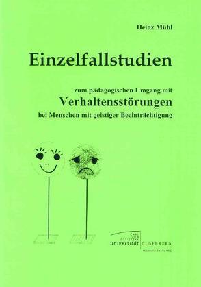 Einzelfallstudien von Mühl,  Heinz