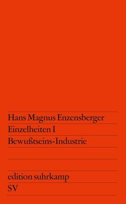 Einzelheiten I von Enzensberger,  Hans Magnus