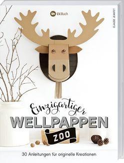 Einzigartiger Wellpappen-Zoo von Jeantet,  Claude