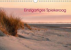 Einzigartiges Spiekeroog (Wandkalender 2019 DIN A4 quer) von www.blueye-photoemotions.com