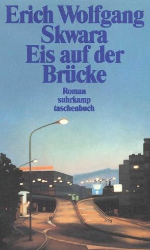 Eis auf der Brücke von Skwara,  Erich Wolfgang