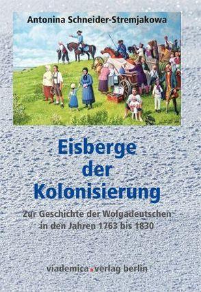 Eisberge der Kolonisierung von Schneider-Stremjakowa