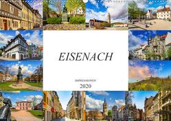 Eisenach Impressionen (Wandkalender 2020 DIN A2 quer) von Meutzner,  Dirk