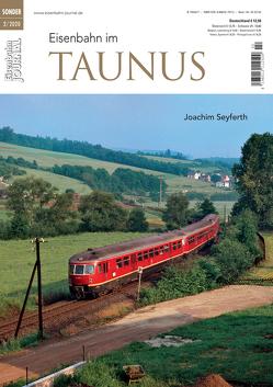 Eisenbahn im Taunus von Seyferth,  Joachim