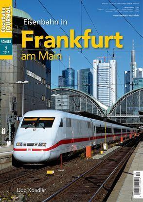 Eisenbahn in Frankfurt am Main von Kandler,  Udo