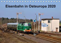 Eisenbahn Kalender 2020 – Oberlausitz und Nachbarländer (Tischkalender 2020 DIN A5 quer) von Heinzke,  Robert