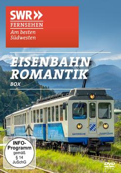 Eisenbahn Romantik Box von ZYX Music GmbH & Co. KG
