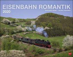 Eisenbahn Romantik Kalender 2020 von Heye, Wagner,  Georg
