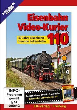 Eisenbahn Video-Kurier 110