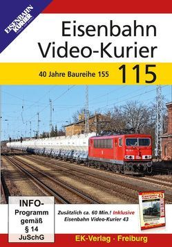 Eisenbahn Video-Kurier 115