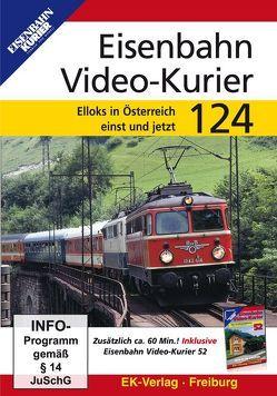 Eisenbahn Video-Kurier 124