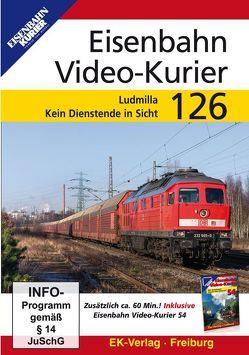 Eisenbahn Video-Kurier 126