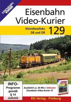 Eisenbahn Video-Kurier 129