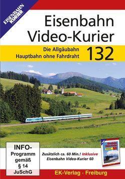 Eisenbahn Video-Kurier 132