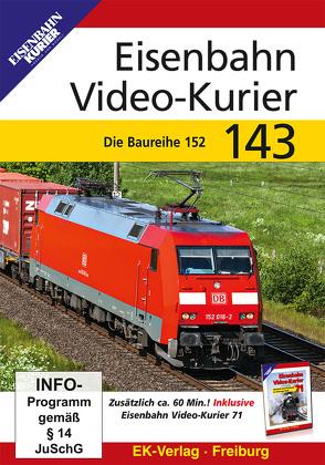 Eisenbahn Video-Kurier 143