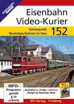 Eisenbahn Video-Kurier 152