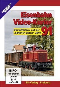 Eisenbahn Video-Kurier 91