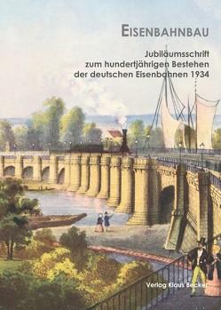 Eisenbahnbau von Becker,  Klaus-Dieter
