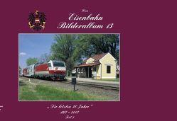 Eisenbahnbilderalbum Band 13 von Horn,  Alfred