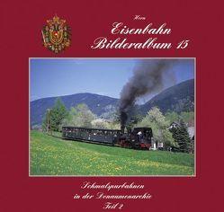 Eisenbahnbilderalbum / Eisenbahn Bilderalbum 15 von Horn,  Alfred