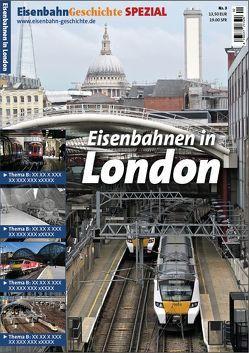 Eisenbahnen in London von DGEG e.V.