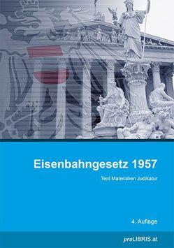 Eisenbahngesetz 1957 von proLIBRIS VerlagsgesmbH