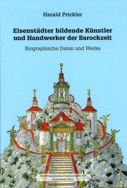 Eisenstädter bildende Künstler und Handwerker von Prickler,  Harald