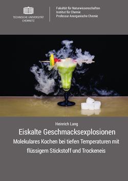 Eiskalte Geschmacksexplosionen von Lang,  Heinrich