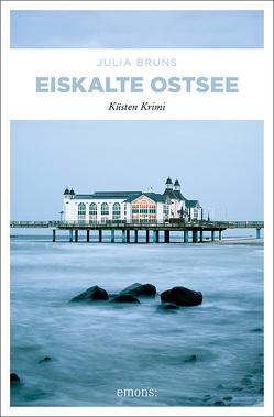 Eiskalte Ostsee von Bruns,  Julia