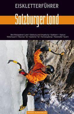 "Eiskletterführer ""Salzburger Land"" von Inhöger,  Sepp, Zlöbl,  Hans"