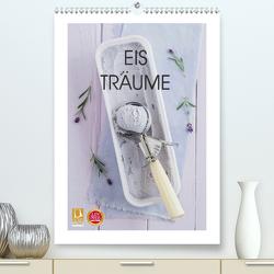 Eisträume (Premium, hochwertiger DIN A2 Wandkalender 2021, Kunstdruck in Hochglanz) von Cölfen,  Elisabeth
