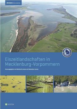 Eiszeitlandschaften in Mecklenburg-Vorpommern von Lampe,  Reinhard, Lorenz,  Sebastian