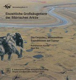 Eiszeitliche Großsäugetiere der Sibirischen Arktis von Kahlke,  Ralf D, Mol,  Dick