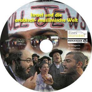 Eizes Monokel – Israel und die arabisch- muslimische Welt von Eckert,  Harald, Hübner,  Oliver, Kretschmer,  Rainer