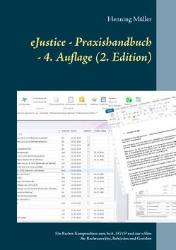 eJustice – Praxishandbuch von Müller,  Henning