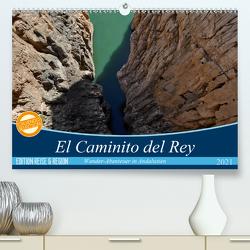 El Caminito del Rey (Premium, hochwertiger DIN A2 Wandkalender 2021, Kunstdruck in Hochglanz) von Maga,  Jorge
