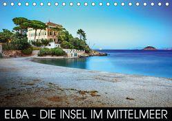 Elba – die Insel im Mittelmeer (Tischkalender 2019 DIN A5 quer) von Thoermer,  Val