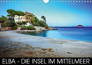 Elba – die Insel im Mittelmeer (Wandkalender 2018 DIN A4 quer) von Thoermer,  Val