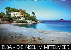 Elba – die Insel im Mittelmeer (Wandkalender 2019 DIN A2 quer) von Thoermer,  Val