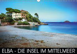 Elba – die Insel im Mittelmeer (Wandkalender 2019 DIN A3 quer) von Thoermer,  Val