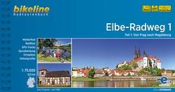 Elbe-Radweg von Esterbauer Verlag