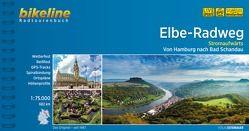 Elbe-Radweg / Elbe-Radweg Stromaufwärts von Esterbauer Verlag