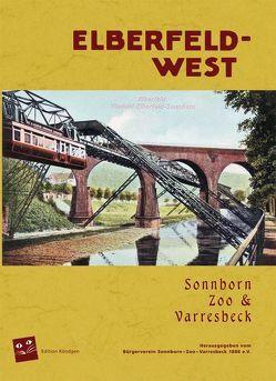 Elberfeld West von Bossy,  Susanne, Bruyn-Ouboter,  Hans J de, Guenther,  Herbert, Hindrichs,  Udo, Mahlberg,  Hermann J