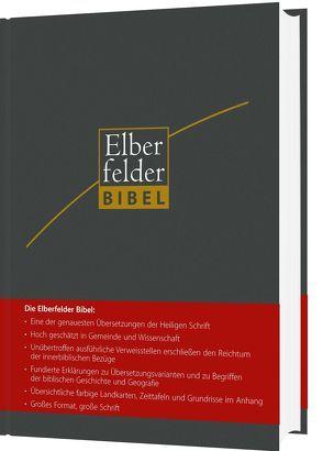 Elberfelder Bibel 2006 – Großausgabe Kunstleder