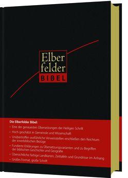 Elberfelder Bibel 2006 – Großausgabe Leder Goldschnitt