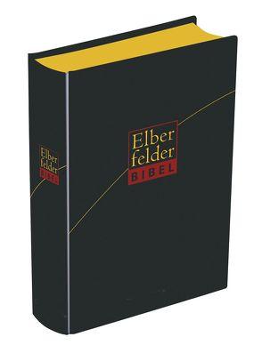 Elberfelder Bibel 2006 – Standardausgabe Leder Goldschnitt